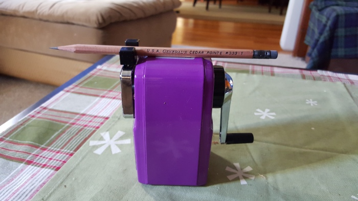 Product Review: Classroom Friendly Sharpener