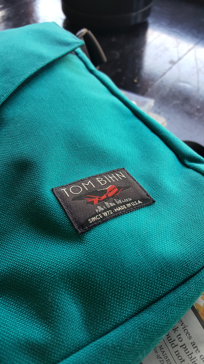 Product Review: Tom Bihn Cafe Bag
