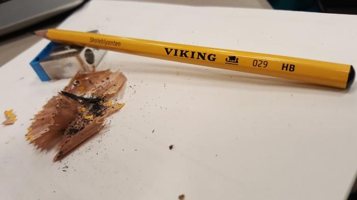 Viking 029 Skoleblyanten