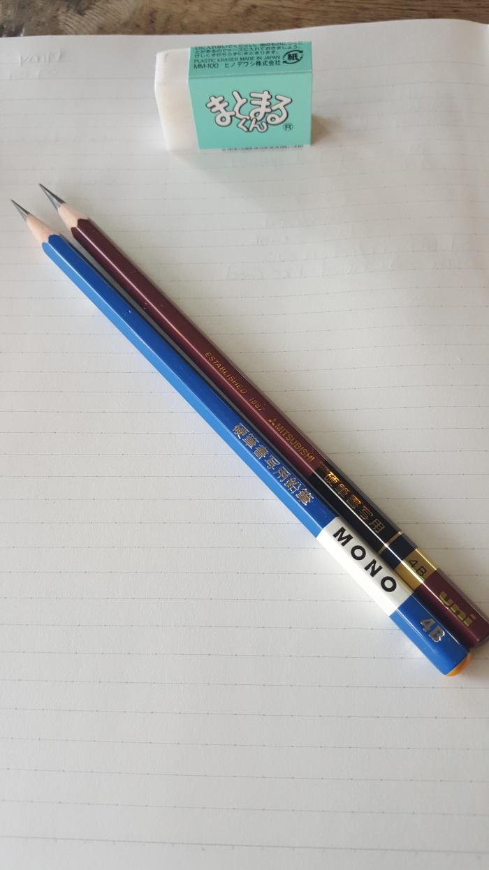 Penmanship Pencils: AReview